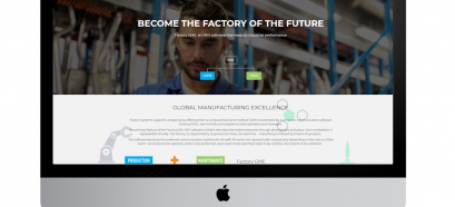 The new Factory Systems website is online